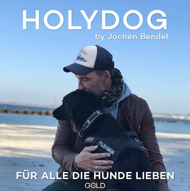 Holydog – Der neue Hundepodcast mit Jochen Bendel