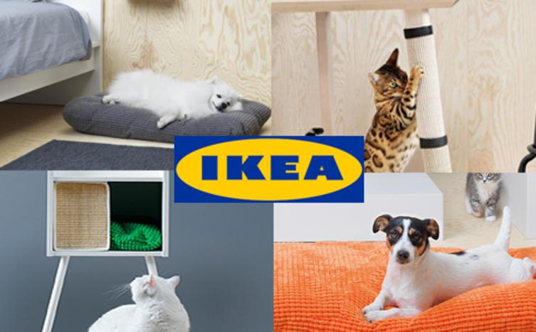 Endlich – Bei Ikea gibt es jetzt Möbel für Tiere!